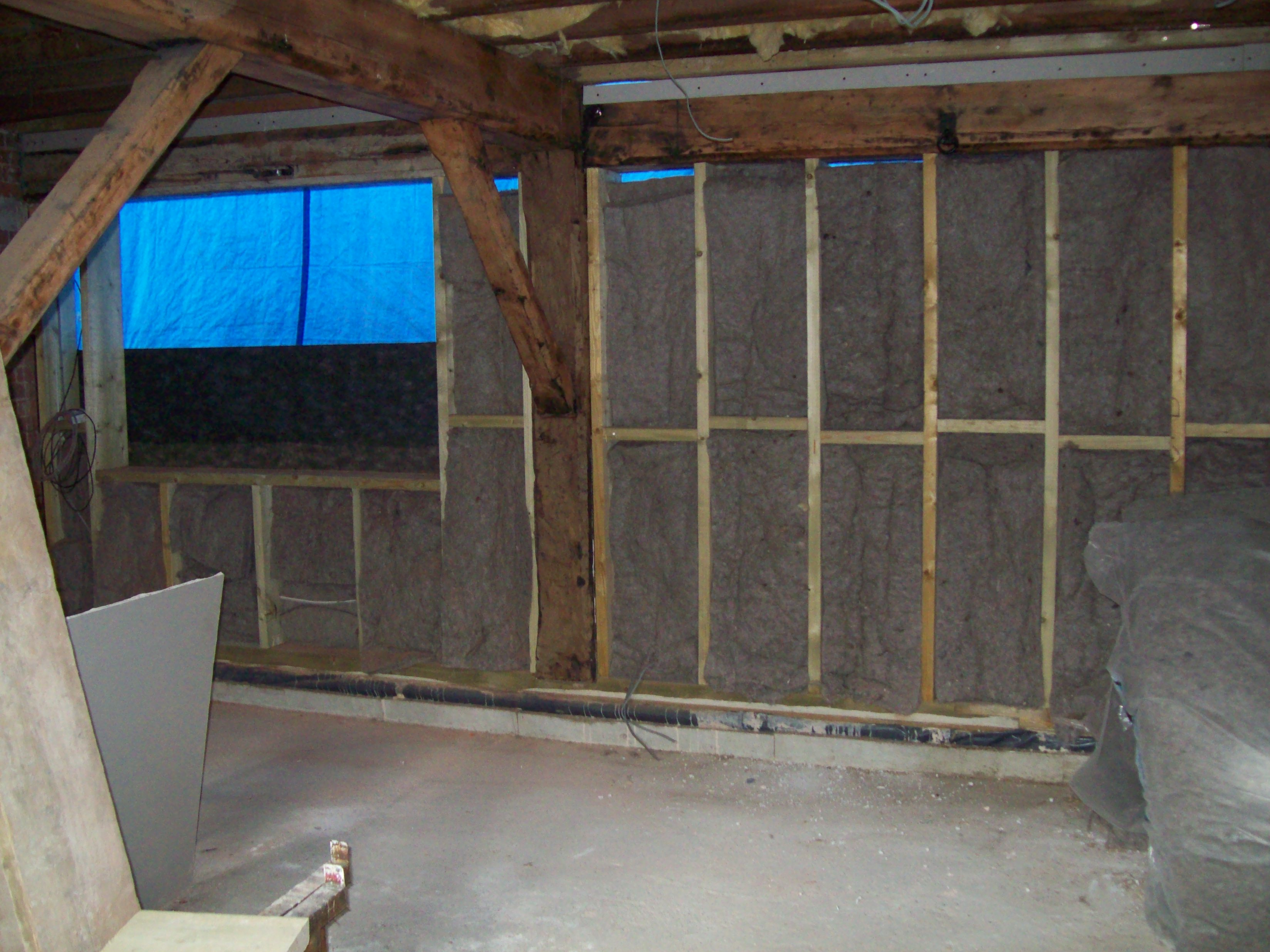 Sheepswool insulation