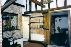 Inside - bookshelves
