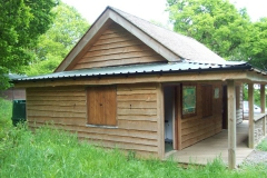 eco build and outbuildings and timber frame